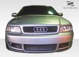 2001 audi tt front bumper cover 106494 1996 2001 audi a4 s4 4dr wagon duraflex ke s front bumper