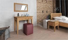 chambre chene blanchi meuble chene blanchi nouveau coiffeuse en chene massif alsisia pour