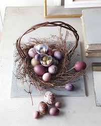 Easter Gifts For Adults Martha U0027s Stunning Easter Basket Creations Martha Stewart