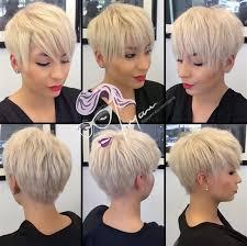 back of head asymettrical hair line cuts 21 stunning long pixie cuts short haircut ideas for 2018