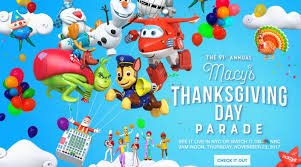 macy s thanksgiving day parade all the info and tips new yorker tips