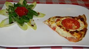 cuisine familiale rapide tarte au thon tomate moutarde chèvre facile et rapide