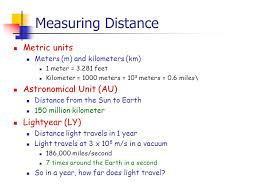 how far does light travel in a year images Clockwork in the heavens part i 1 large numbers and distances 2 jpg