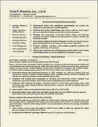 an exle of resume environmental executive resume exle executive resume and resume