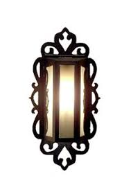 Spanish Style Sconces Moroccan Outdoor Sconce Bundi H Pinterest Front Yards