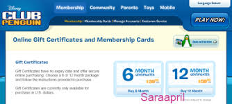 club penguin gift card saraapril in club penguin 10 14 11