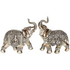 silver animal ornaments co uk
