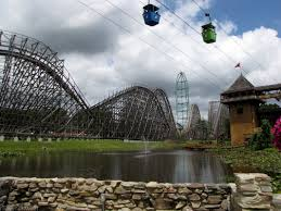Six Flags Highest Ride El Toro Named Best Wooden Coaster In The U S