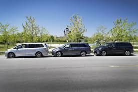 vw minivan 2015 2015 minivan comparison autos ca