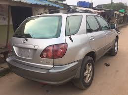 lexus rx300 in nairaland super clean rx300 lexus 1999 available for just n1 850m only