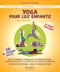 poster pour enfant le yoga des petits des livres pour faire du yoga avec votre enfant