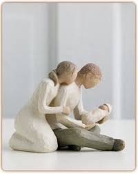 together wedding cake topper with little boy added other pin