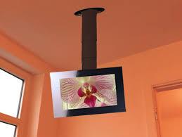 tv a soffitto 25 televisori a soffitto per il centro dialisi di fermo sanità