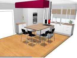 dessiner sa cuisine ikea ikea cuisine ilot central cool cuisines alinea wonderful ilot