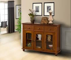 Buffet Sideboard Table by Pilaster Designs Console Tables Wine Racks
