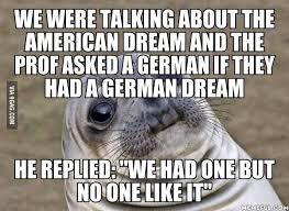 German Meme - german dream imgur