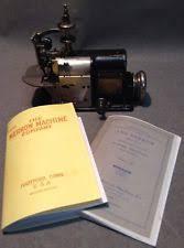 merrow machine ebay