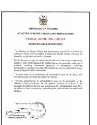 emergency travel document images Public notice to travelers ministry of home affairs and
