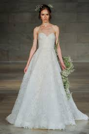 wedding dress party reem acra bridal wedding dress collection fall 2018 brides