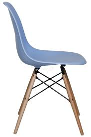charles eames style dsw abs plastic dining chair swiveluk com