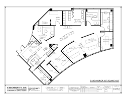 Example Floor Plans Example Of Chiropractic Floor Plan Multi Dr Semi Open Adjusting