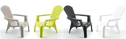 chaise jardin plastique fauteuil jardin plastique fauteuil jardin design polypropylene
