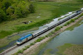 Amtrak Interactive Map by Amtrak Downeaster Visit Maine