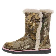 womens waterproof boots payless s realtree camo shoes by payless realtree