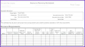 pattern fill download excel template resource requirement planning template