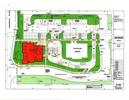 architectural site plan rogue credit union site plan and architectural review central
