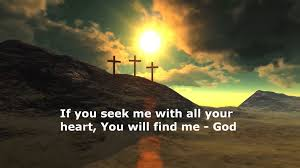 Seeking Jesus Jesus Is The Only Way To God Our In Heaven There