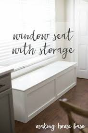 How To Build Banquette Bench With Storage 15 Creative Diy Storage Benches Wooden Storage Bench Storage