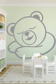 Wall Decals For Baby Nursery Baby Wall Decals Sleepy Walltat Without Boundaries