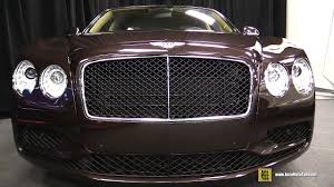 2017 bentley flying spur v8 2017 bentley flying spur v8 s exterior and interior walkaround
