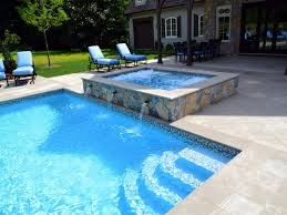 backyard spa ideas swimming pool tile design including beautiful