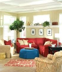 red couch decor red sofa decor