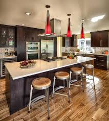 industrial bar stools kitchen contemporary with large kitchen