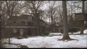 inside the real home alone house tree houses backyard