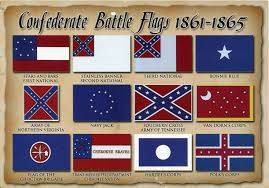 History Of Rebel Flag The Confederate Flag Abagond