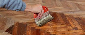 when wood floor re oiling is required