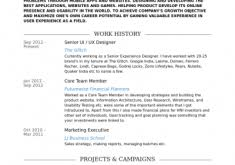 Ux Designer Resume Sample Smart Design Ui Designer Resume 6 Ux Designer Resume Samples