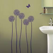 stencils for home decor interior flower stencil allium twins stencils for easy diy home