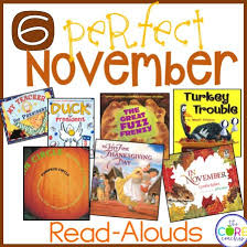november read aloud curriculum for and second grade