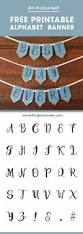 25 best print letters ideas on pinterest chalk lettering