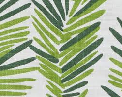 Upholstery Drapery Fabric Emerald Green Scenic Upholstery Drapery Fabric By The Yard