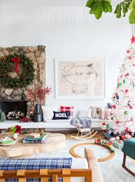 decorating for the holidays family friendly style emily henderson