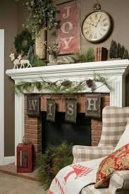Fireplace Decorating Ideas Best 25 Country Fireplace Ideas On Pinterest Rustic Fireplace