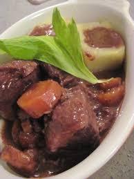 comment cuisiner du sanglier boar ragoût daube de sanglier miss parsley la