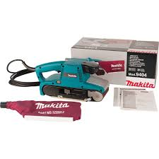 Used Floor Sanding Equipment For Sale by Makita 9404 8 8 Amp 4 By 24 Inch Variable Speed Belt Sander With