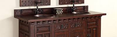 mediterranean style bathrooms mediterranean style bathroom vanities a more antique vanity